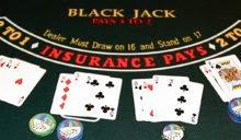 Meminimalkan Tepi Rumah Di Blackjack