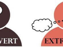 Introvert Salah ? Siapa Bilang